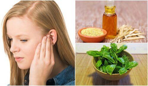 6 remedier for å redusere øresus