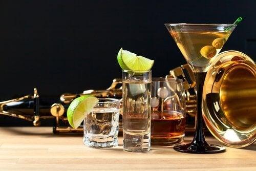 Unngå alkohol hvis du lider av en overaktiv blære