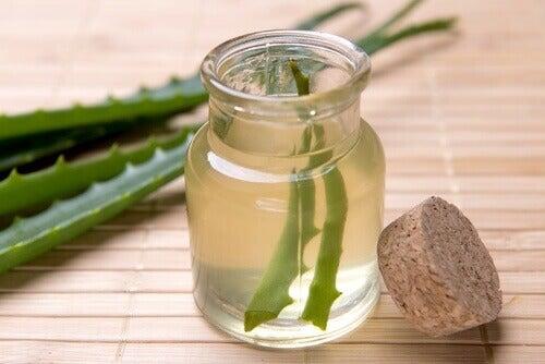 Aloe vera for å lindre psoriasis