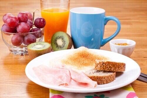 God frokost for en sunn hjerne