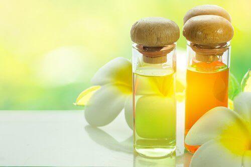 Matvarer som renser leveren, olivenolje