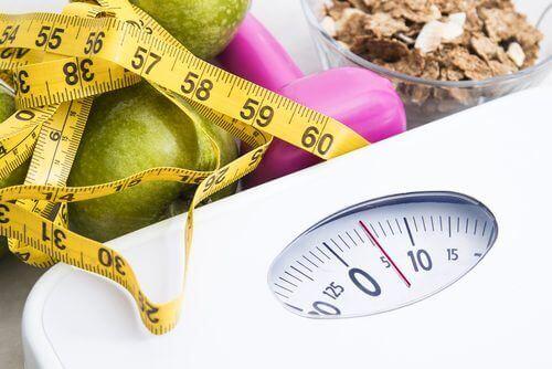 Jo  eldre  du  er,  jo  mer  påvirker  kostholdet  ditt  vekten  din