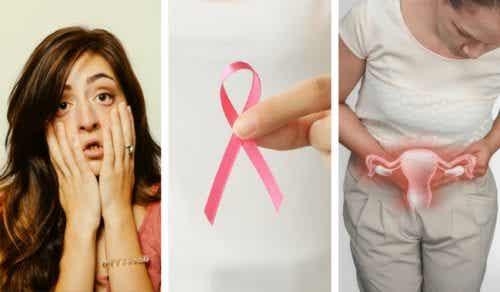 Vanlige symptomer på kreft som de fleste ignorerer