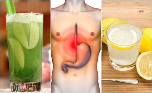 De 5 beste hjemmeremediene mot magesyre