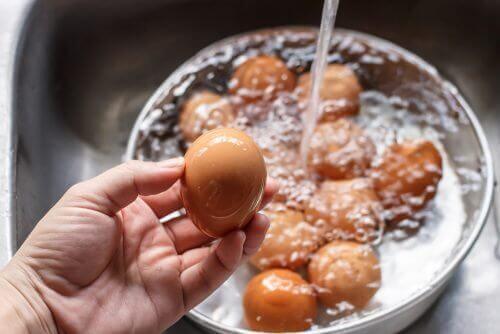 Slik vet du om eggene dine har blitt dårlige