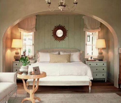 Holde huset rent: Soverommet