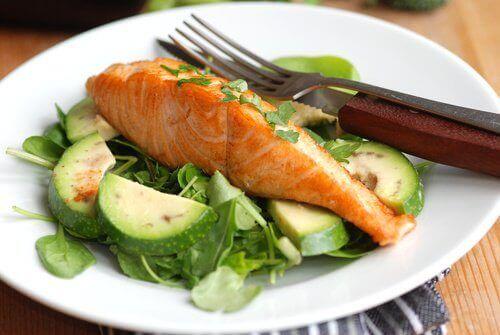 Enkle middagsendringer med fisk