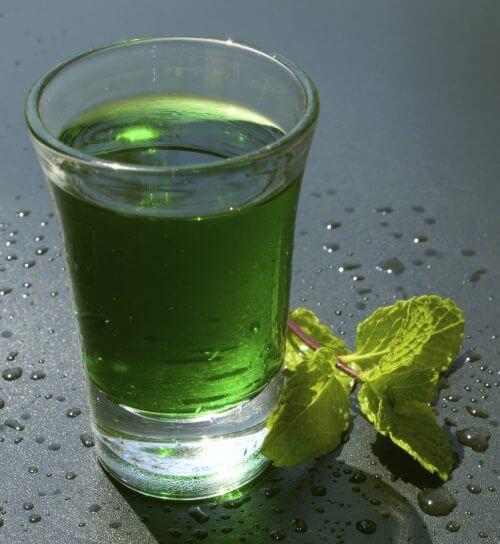 Grønt vann