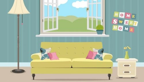 7 råd for å holde huset rent