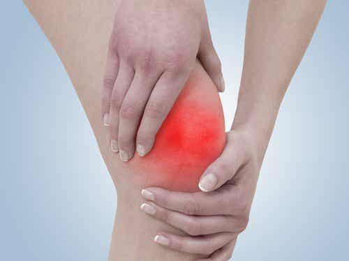 Fem sunne øvelser for knesmerter