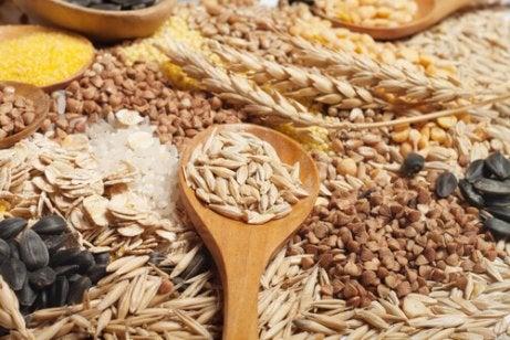 Belgfrukter og korn for å lindre irritabel tarmsyndrom