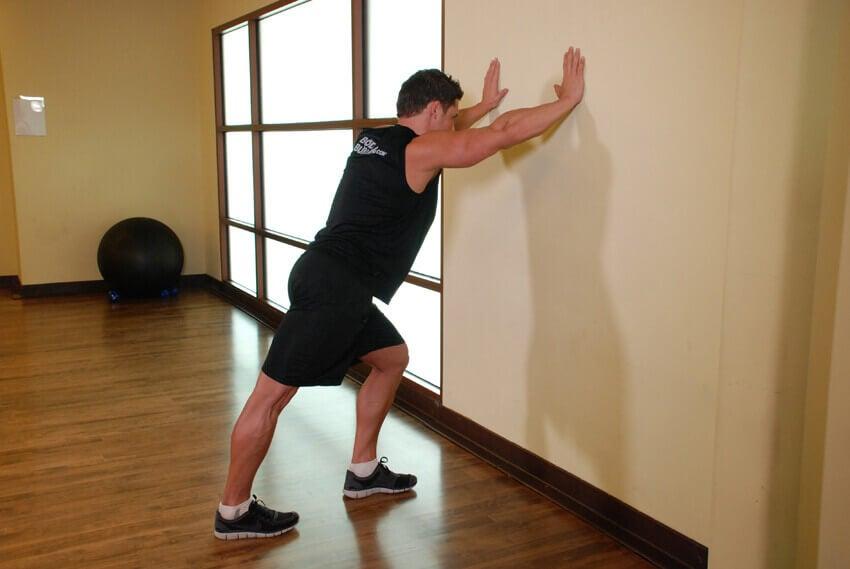Øvelser for å behandle hælsporer