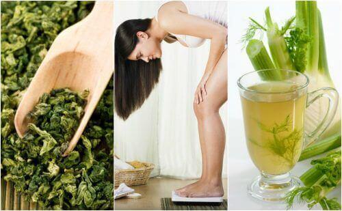 Gå lettere ned i vekt med disse 5 medisinske plantene