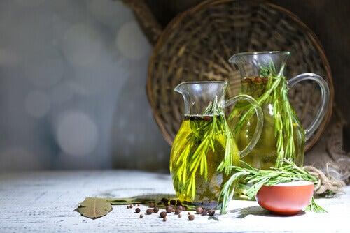 Eterisk olje for å bli kvitt vorter