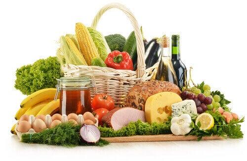 Sunt kosthold er viktig for de med Crohns sykdom