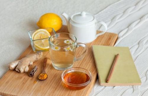 Aktiver stoffskiftet ditt med en krydret te