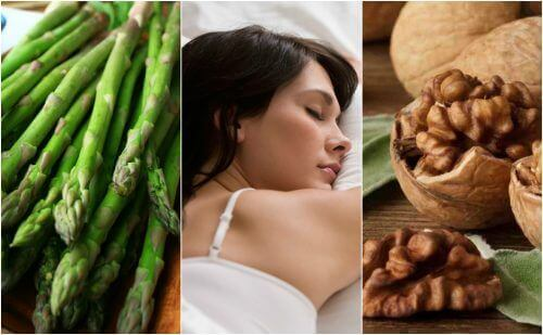 9 melatoninrike matvarer som hjelper deg med å sove bedre