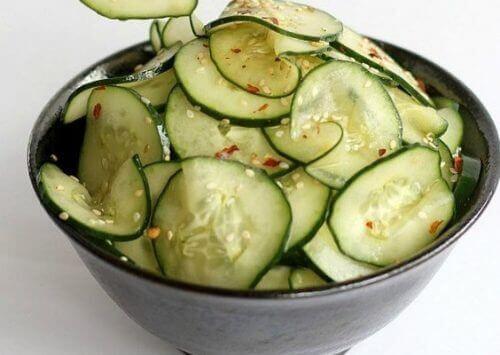 7 gode grunner til å spise agurk hver dag