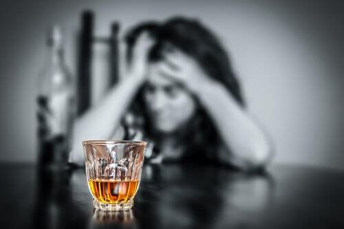 Oksytokin og alkohol