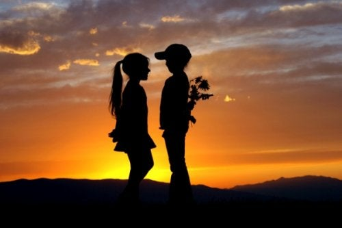 Kjærlighet er noen ganger et veldig kraftig stoff