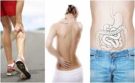 Symptomer på fibromyalgi, de 10 viktigste