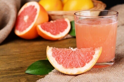 Grapefruktjuice