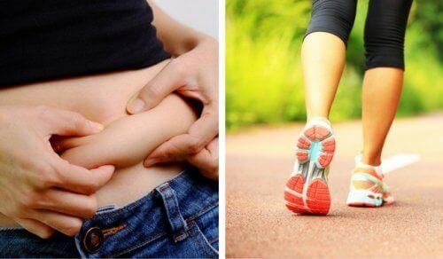 4 fantastiske fordeler med å gå hver dag