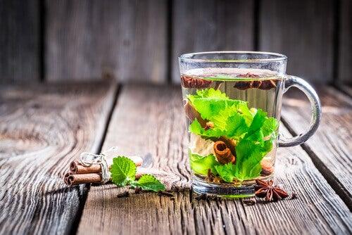 Grønn te for å senke blodsukkernivået