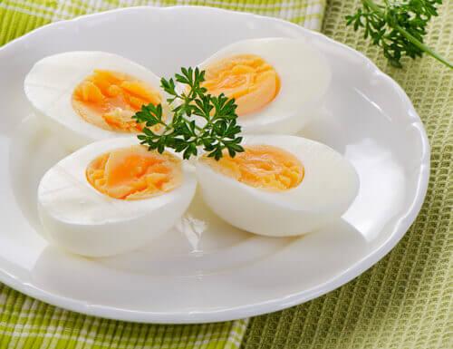 Egg for å bekjempe søvnløshet