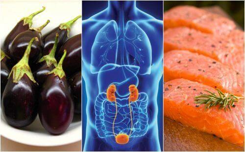 7 matvarer som naturlig bidrar til å fremme sunne nyrer