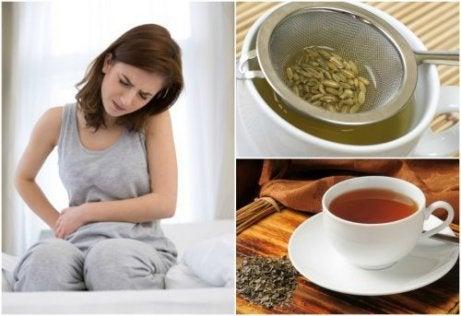 5 naturlige infusjoner for å behandle fettleversykdom