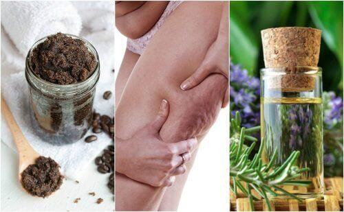 5 utrolige naturlige remedier for å redusere cellulitter: Prøv dem!