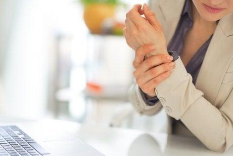 Symptomer på fibromyalgi