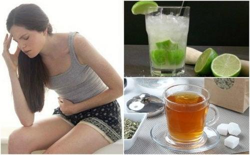 5  naturlige  remedier  for  å  behandle  tarmgass