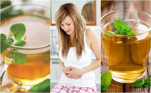 De 5 beste teene for å berolige irritabel tarmsyndrom