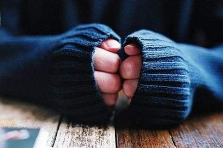 Kalde fingre