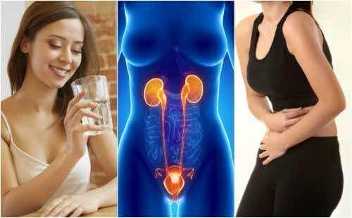 8 anbefalinger for å forhindre urinveisinfeksjoner