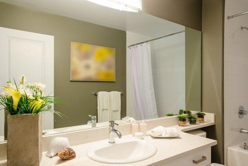 9 fantastiske ideer for å dekorere badet ditt