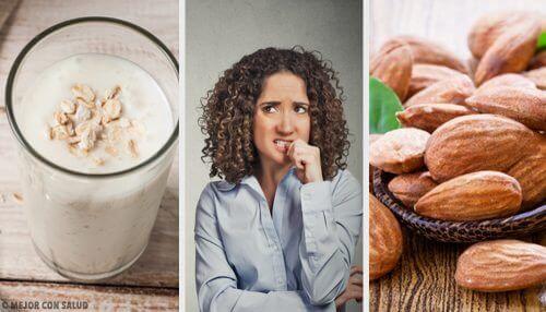 10 matvarer som beroliger angst naturlig