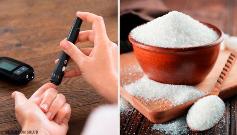 Lær å fjerne overflødig sukker fra kroppen din