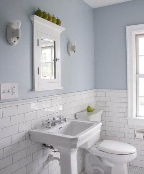 Ideer til å dekorere badet ditt