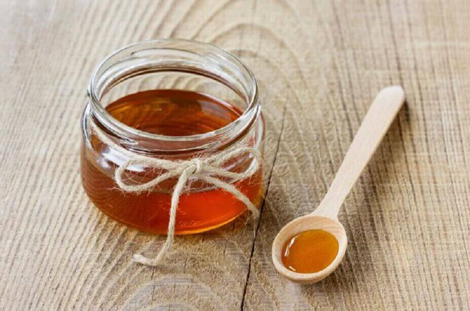 Honning mot vaginal kløe