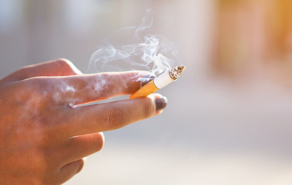 Røyking