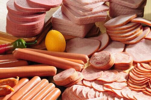 Kjøttprodukter