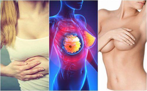9 symptomer på brystkreft alle kvinner bør kjenne til