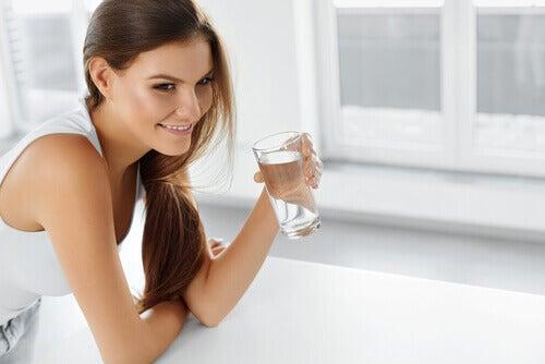 Drikk mer vann