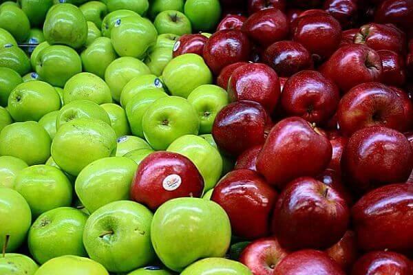Rense tykktarmen med epler