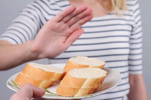 Stol på meg: Gluten kan forandre ansiktet ditt.