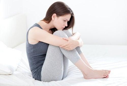 Kamille og persille mot amenoré, eller mangel på menstruasjon