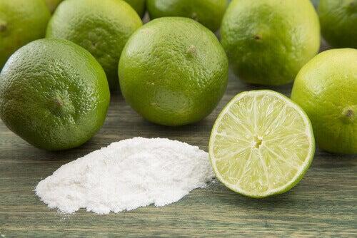 Natron og lime